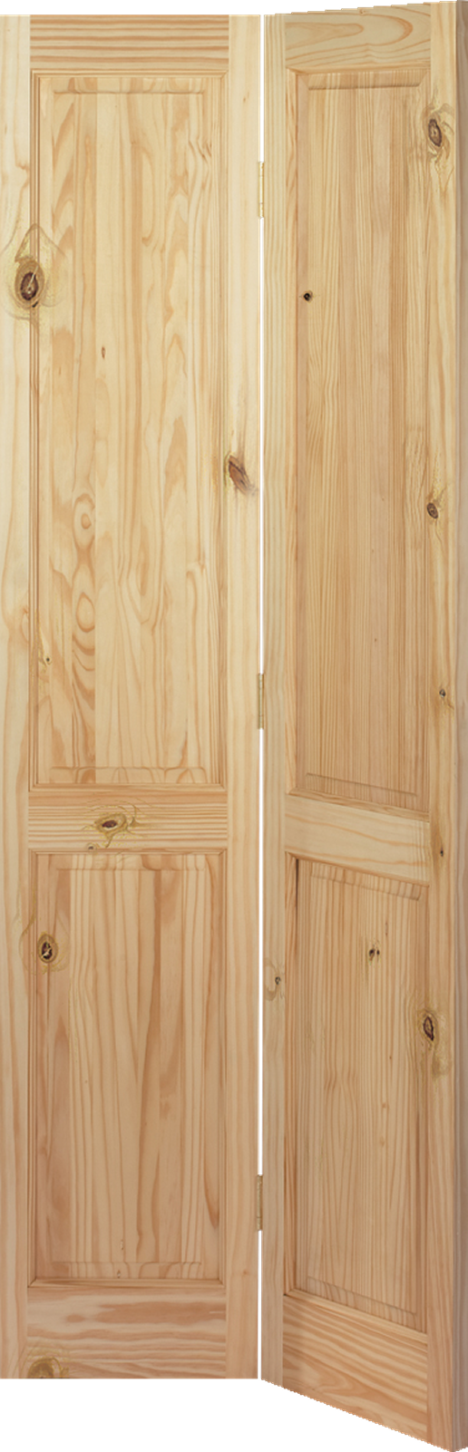 Genial Victorian Panel Knotty Pine Bi Fold Door Png 516x1600 Knotty Pine Bifold  Doors