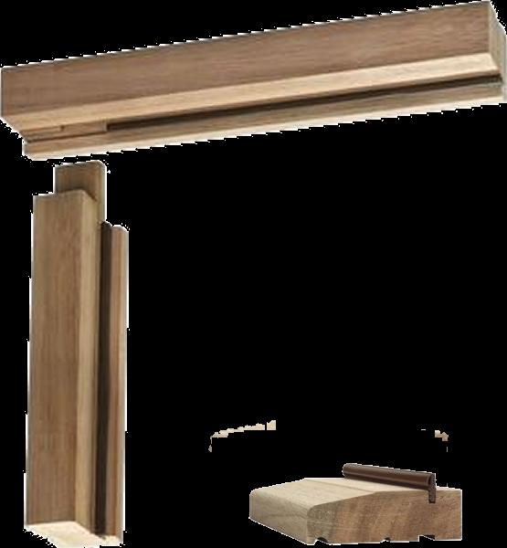 30 X 78 External Hardwood Door Frame With Seals