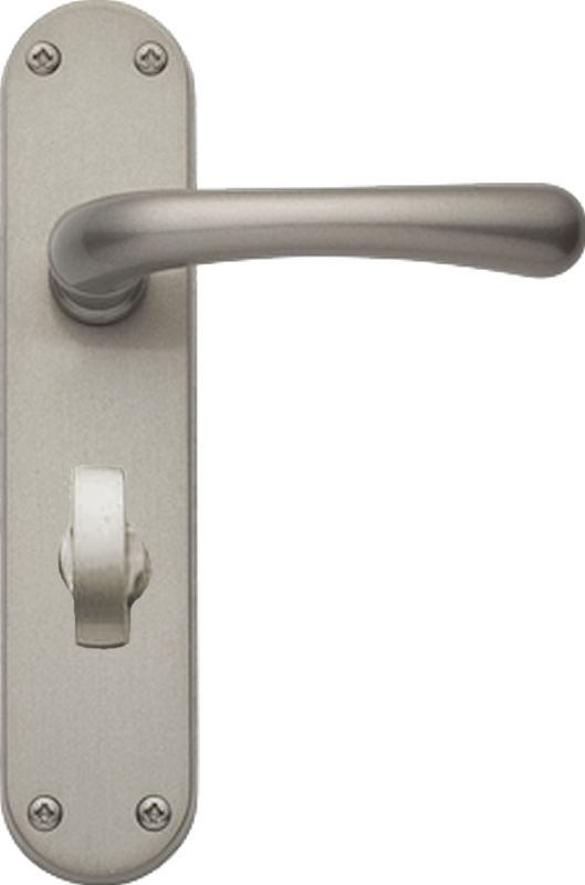 Bertelli Idro Bathroom Lock Door Handle Png