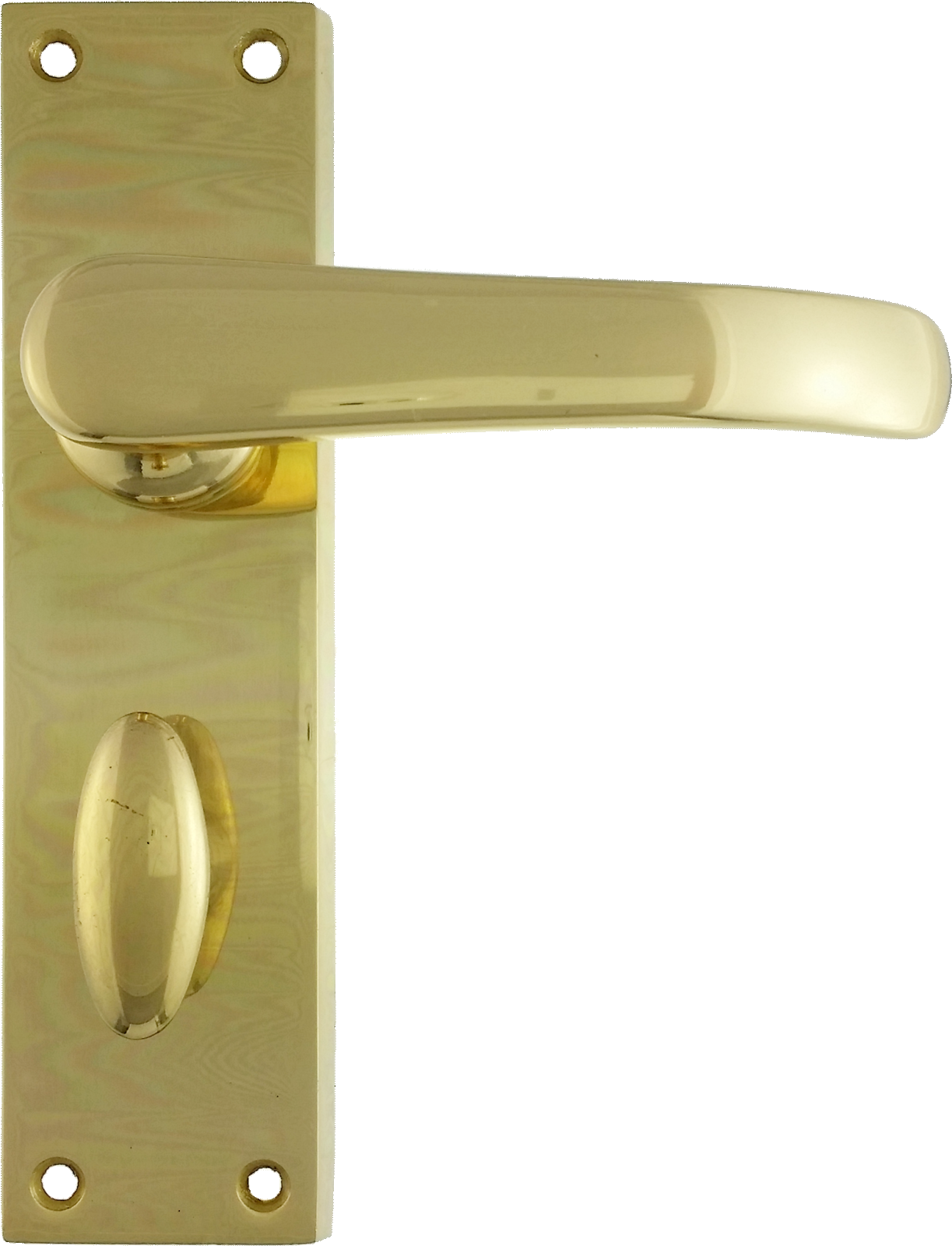 bathroom lock door handle polished brass bathroom door handle set