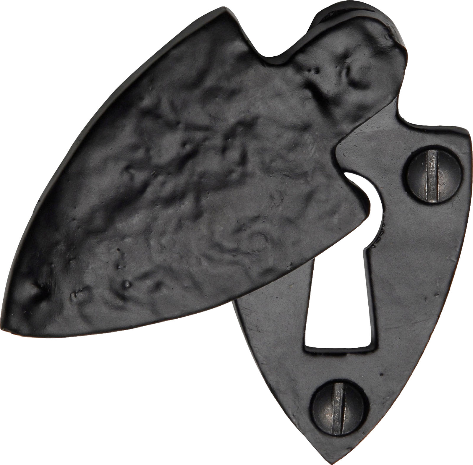 Iron Shield Escutcheon