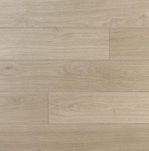 Perspective 4V Light Grey Varnished Oak Flooring Sample