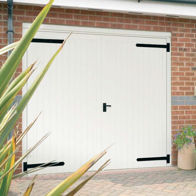 84 X 78 Fsc Softwood Flb Garage Doors