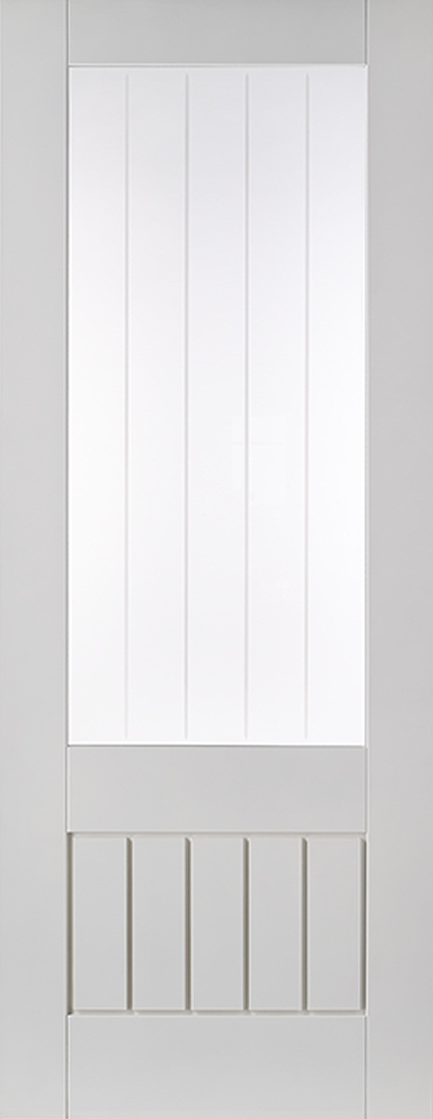 X Dordogne Glazed Door In White. & Dordogne Double Doors u0026 Double Door Access With Large Turning Circle ...