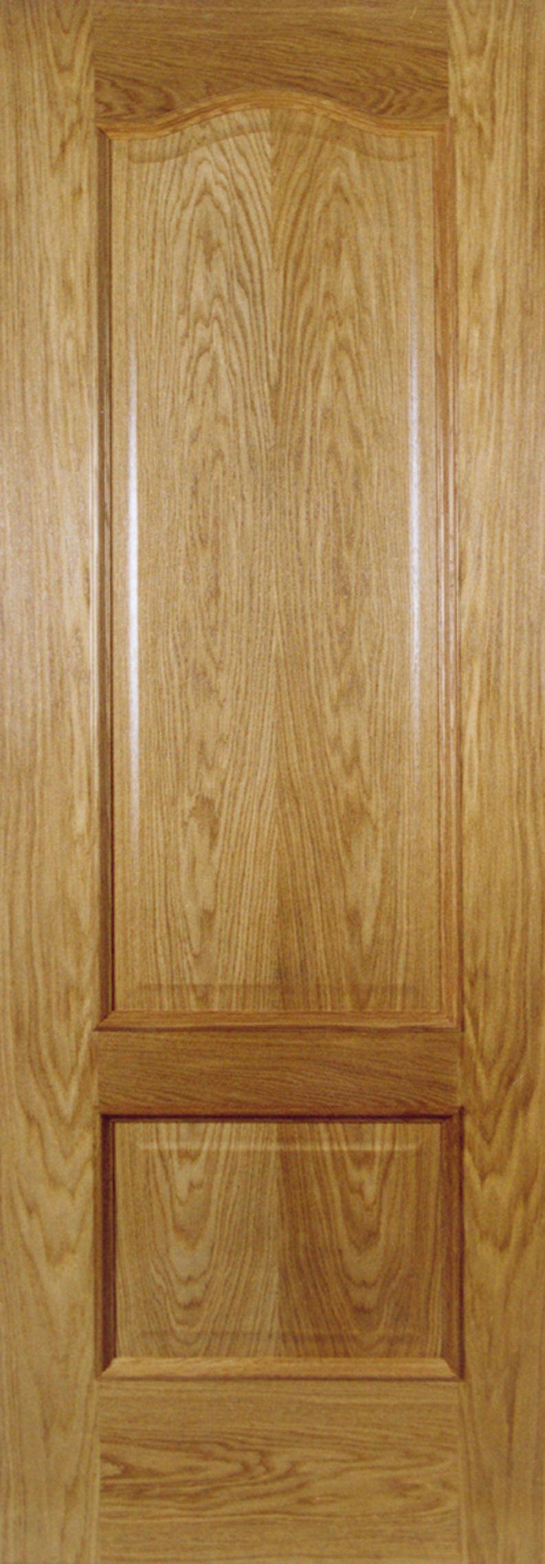 24 X 78 Kent Bolection Oak Door