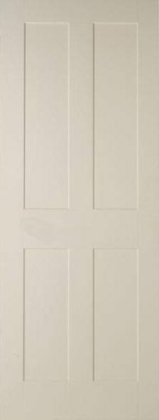 30 X 78 Burford 4 Panel Fire Door