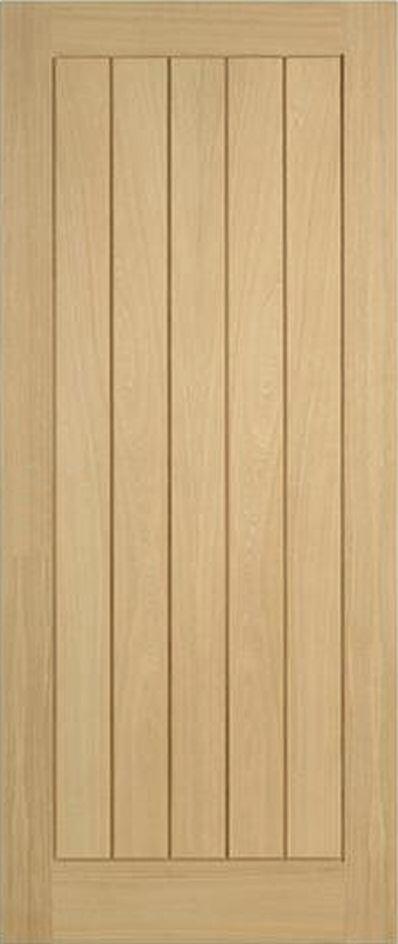 & 826 x 2040 Dordogne Oak Door
