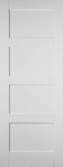 24 X 78 4 Panel Shaker Door