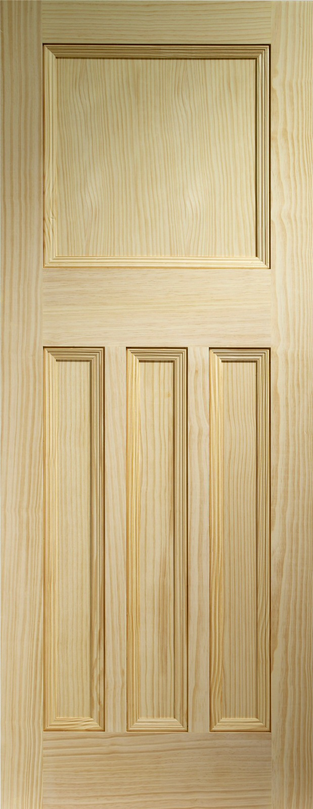 28 X 78 Interior Vine Dx 30s Style Clear Pine Door