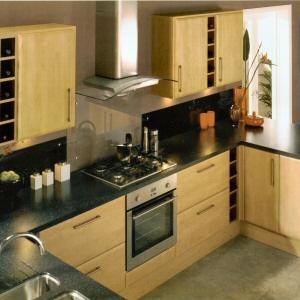 Howdens Birchwood Kitchen