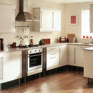 Howdens Greenwich White Kitchen