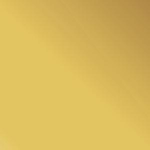 Polished Gold Aluminium Laminate Sheet 3050mm X 1220mm