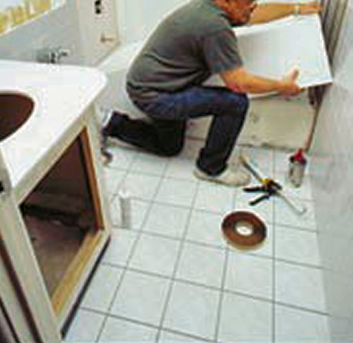 Image result for bathroom installers