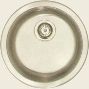 Designer Sink Bowls : Designer Round Bowl Sink