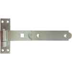 250mm Gudgeon Hook And Band Strap Hinge