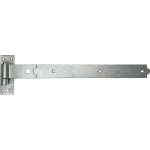 610mm Galvanised Gudgeon Hook And Band Strap Hinge
