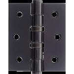 3 Inch Polished Black Nickel Ball Bearing Hinge