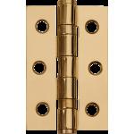 3 Inch Polished Brass Ball Bearing Hinge