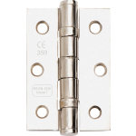 3 Inch Grade 7 Polished Stainless Steel Ball Bearing Fire Door Hinge