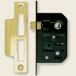 65mm Secure Bathroom Lock PB