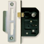 78mm Secure Bathroom Lock PC
