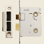 76mm Architectural CE Marked Bathroom Sashlock SSS