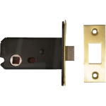 74mm Bathroom Deadbolt Satin Brass