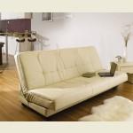 Avanti Sofa Bed Cream
