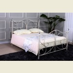 Florence Double Bed Frame Black