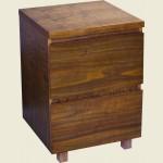 Malvern 2 Drawer Bedside Cabinet