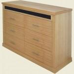 Mayfair 6 Drawer Dresser