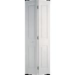 27 x 78 4-Panel Grained Bi-Fold Door