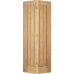 27 x 78 Dordogne Oak Bi-Fold Door