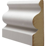 70mm x 18mm x 2100mm Ogee MDF Architrave