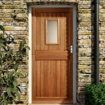 One Pane Stable Doors