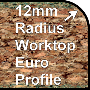 R12 Worktop Trims 12mm Single Profile