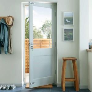 External MT 2XG Hemlock Doors