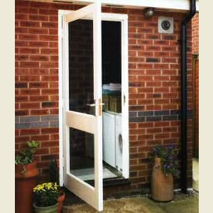 2XGG External Softwood Doors