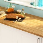 32mm Oak Solid Work Surfaces by Tuscan