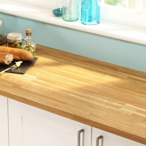 32mm Solid Wood Worktops