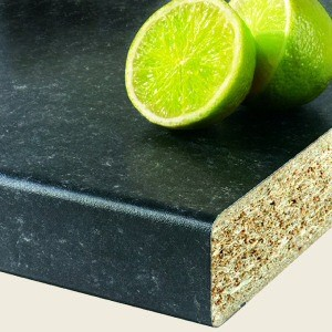 38mm 40mm Textured Laminate Worksurfaces