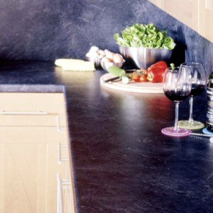 38mm 40mm 3D Textured Laminated Worksurfaces