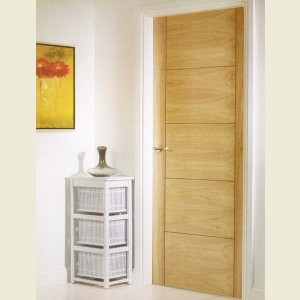 Five Panel V Grooved Doors