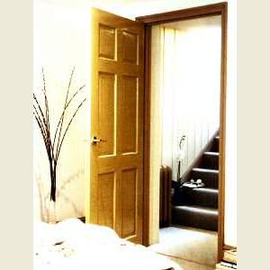 Regency Six Panel Hardwood Doors
