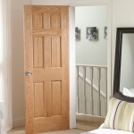 Somerset Oak Six Panel Doors