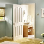 Four Panel Arch Top Moulded Doors