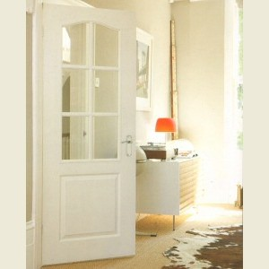 Classique Six Light Glazed Doors