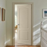 Arched Top Grained Doors