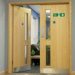 Ash Veneer 16G Flush Doors