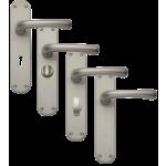 Idro Satin Nickel Door Handles